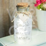 Shining Star Light Up Jar