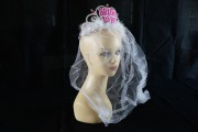 Silver Bride To Be Tiara