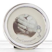 Silver Communion Frame