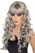 Silver Siren Wig