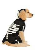 Skeleton Hood Dog Costume
