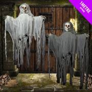 Skeleton Reaper Prop