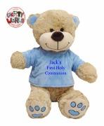 Small Communion Boy Teddy