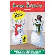 Snowmen Scene Setters