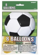 Soccer Party Balloons