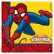 Spiderman Ultimate Napkins