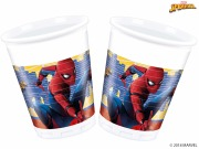 Spiderman Homecoming Cups
