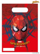 Spiderman Homecome Party Bags