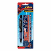 Spiderman Stationery Set
