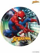 Spiderman Team Up Plates