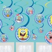 Spongebob Swirl Decorations