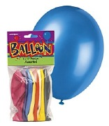 Standard Assorted Balloons