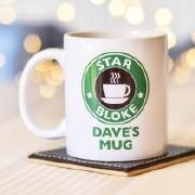 Star Bloke Mug