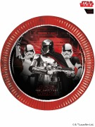 Star Wars Party Plates