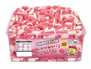 Strawberry Puffs Tub