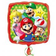 Super Mario Foil Balloon