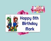9Pk Super Mario Lovehearts