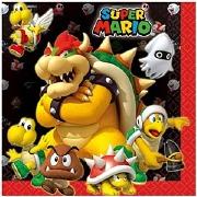 Super Mario Napkins