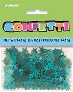 Teal Stardust Confetti