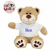 Teddy With Jumper Personalise
