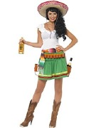 Tequila Girl Costume