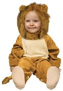 Toddler Lion Costume