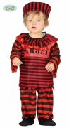 Toddler Killer Clown Costume