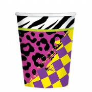 Totally 80s Party Cups