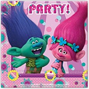 Trolls Party Napkins