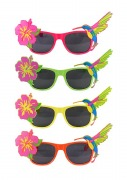 Yellow Tropical Glasses