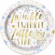 Twinkle Twinkle Plates