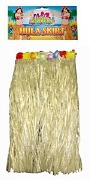 Straw Hula Skirt