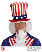 Uncle Sam Wig