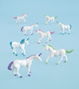 Unicorn Figurines Favors