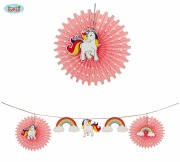 Unicorn Party Garland