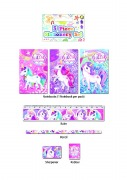 Pony Stationery Set