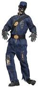 Union Zombie Costume