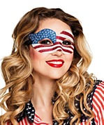 USA Masquerade Mask