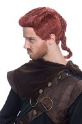 Viking Raider Costume Wig