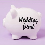 Wedding Piggy Bank