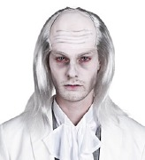 Grey Zombie Wig