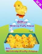 Wind Up Fluffy Chicken