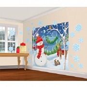 Winter Friends Decorating Kit