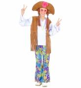 Woodstock Hippy Girl Costume