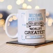 World's Greatest... Blue Mug