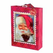 Extra Large Framed Santa Bag