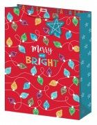 XL Merry & Bright Gift Bag