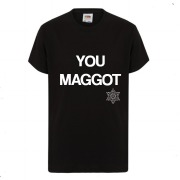 You Maggot Christmas T-Shirt