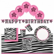 Zebra Party Bundle