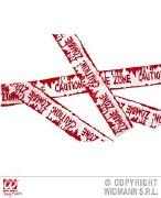 Zombie Caution Tape